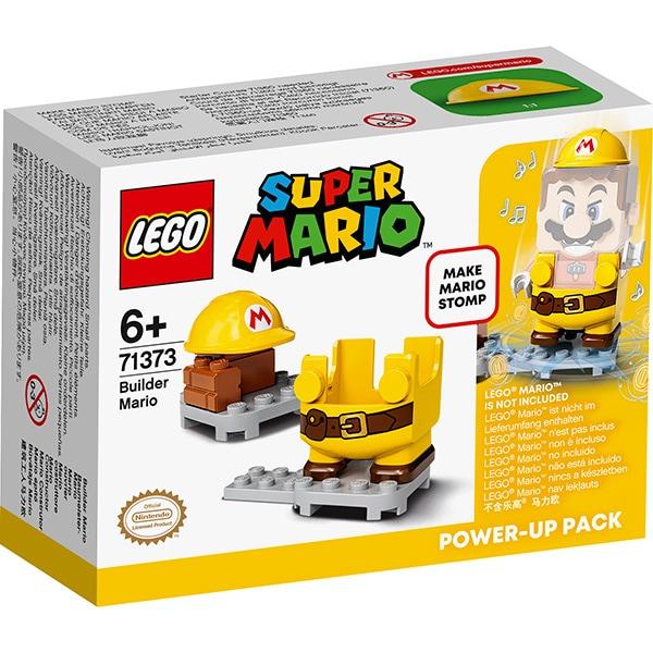 LEGO® Super Mario: Costum de puteri: Constructor - 71373 0
