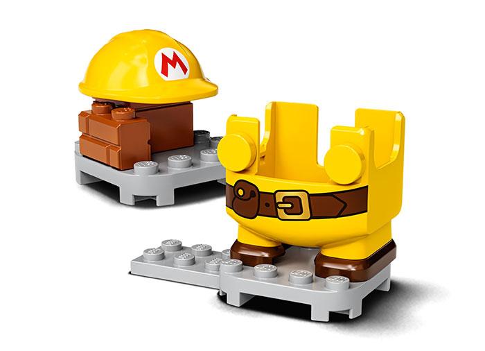 LEGO® Super Mario: Costum de puteri: Constructor - 71373 3
