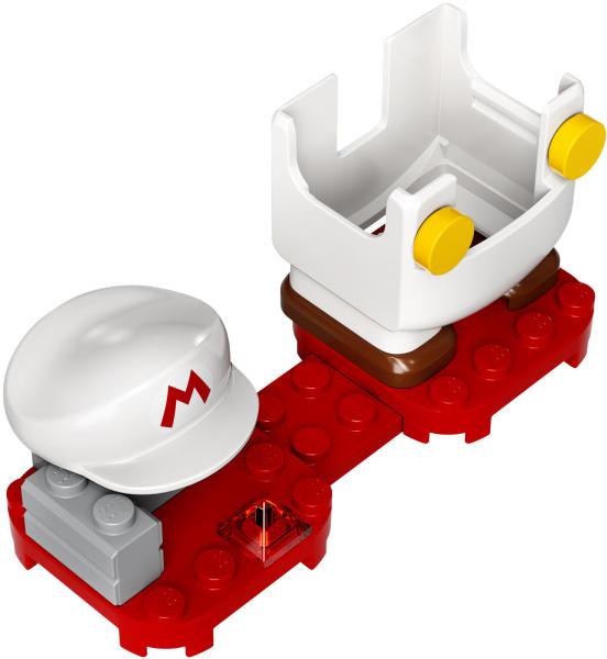 LEGO® Super Mario: Costum de puteri: Foc - 71370 2