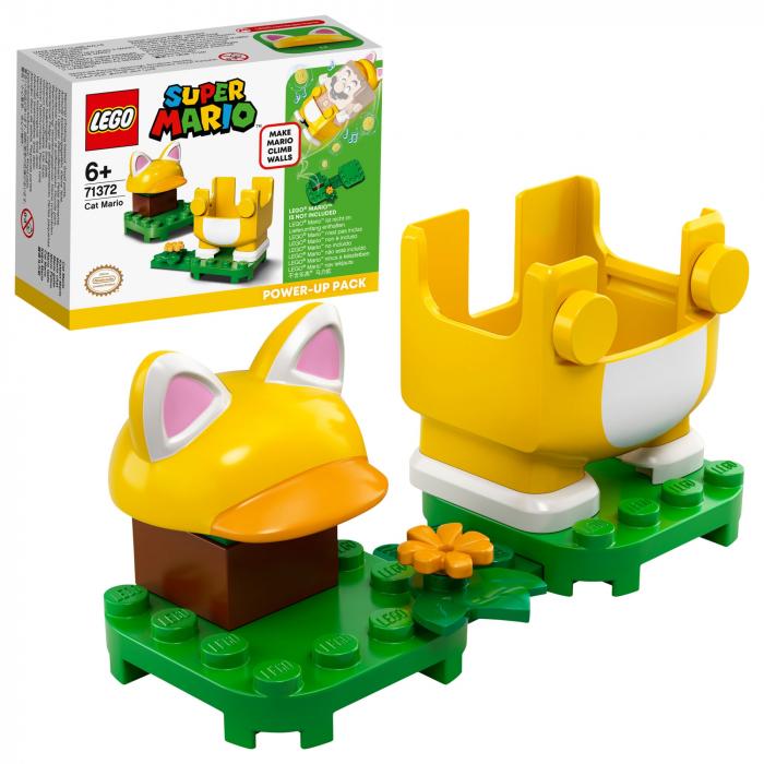 LEGO® Super Mario: Costum de puteri: Pisica - 71372 2