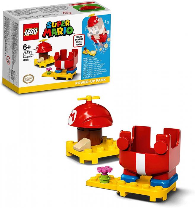 LEGO® Super Mario: Costum de puteri: Zbor - 71371 2