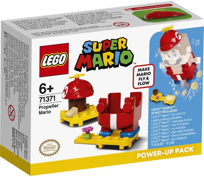 LEGO® Super Mario: Costum de puteri: Zbor - 71371 0