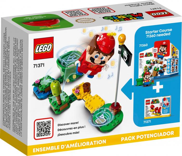 LEGO® Super Mario: Costum de puteri: Zbor - 71371 1
