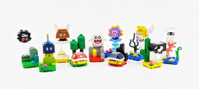 LEGO® Super Mario: Pachet cu personaje - 71361 2