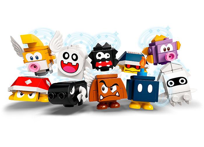 LEGO® Super Mario: Pachet cu personaje - 71361 1