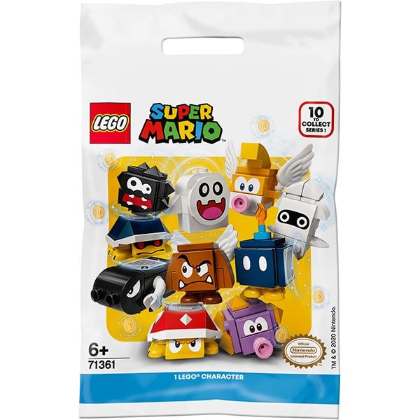 LEGO® Super Mario: Pachet cu personaje - 71361 0