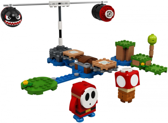 LEGO® Super Mario: Set de extindere Boomer - 71366 [1]