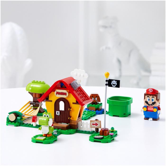 LEGO® Super Mario: Set de extindere Casa lui Mario si Yoshi - 71367 3