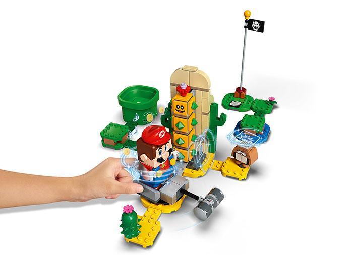 LEGO® Super Mario: Set de extindere Desert Pokey - 71363 3