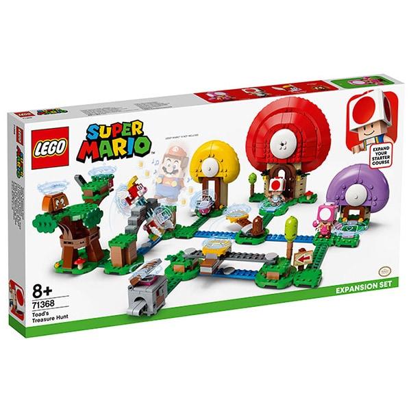 LEGO® Super Mario: Set de extindere Toad - 71368 0