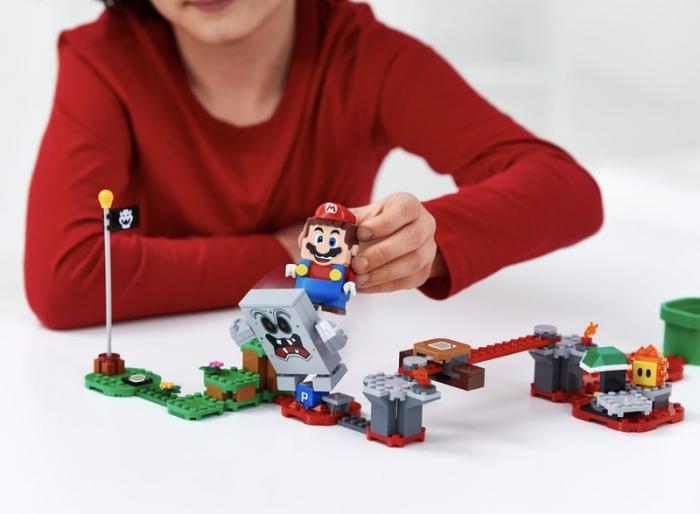 LEGO® Super Mario: Set de extindere Whomp - 71364 3