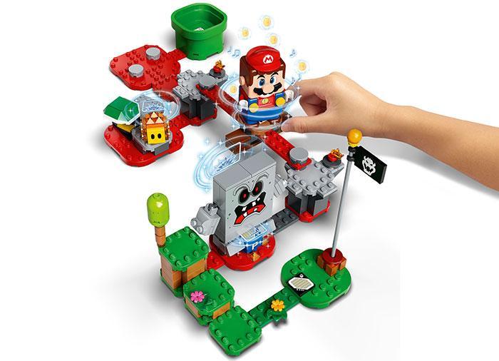 LEGO® Super Mario: Set de extindere Whomp - 71364 2
