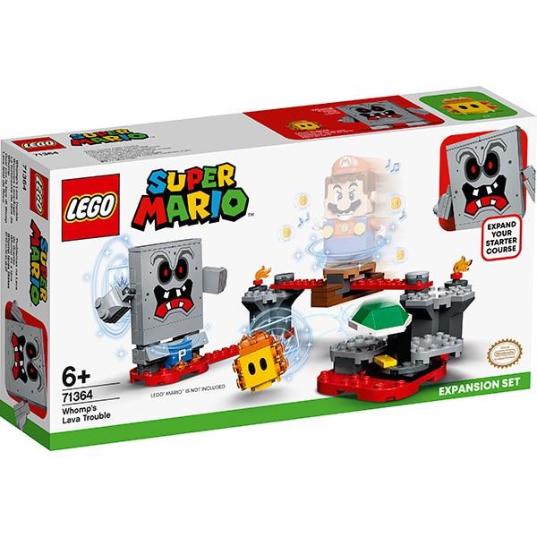 LEGO® Super Mario: Set de extindere Whomp - 71364 0