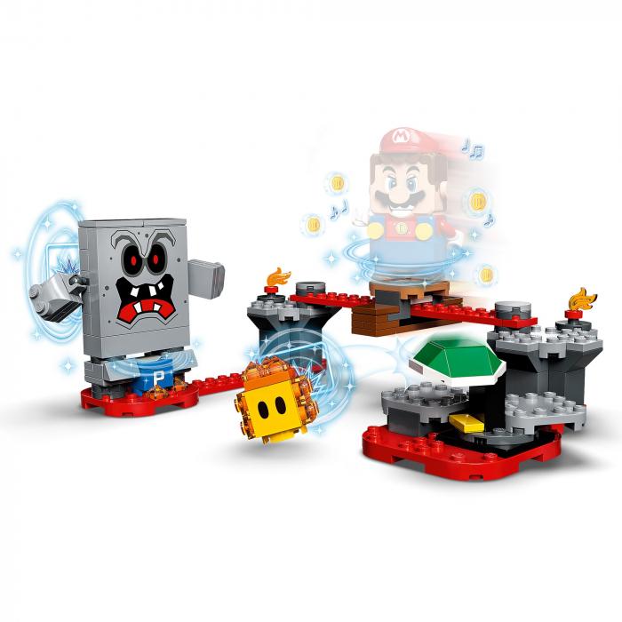 LEGO® Super Mario: Set de extindere Whomp - 71364 1