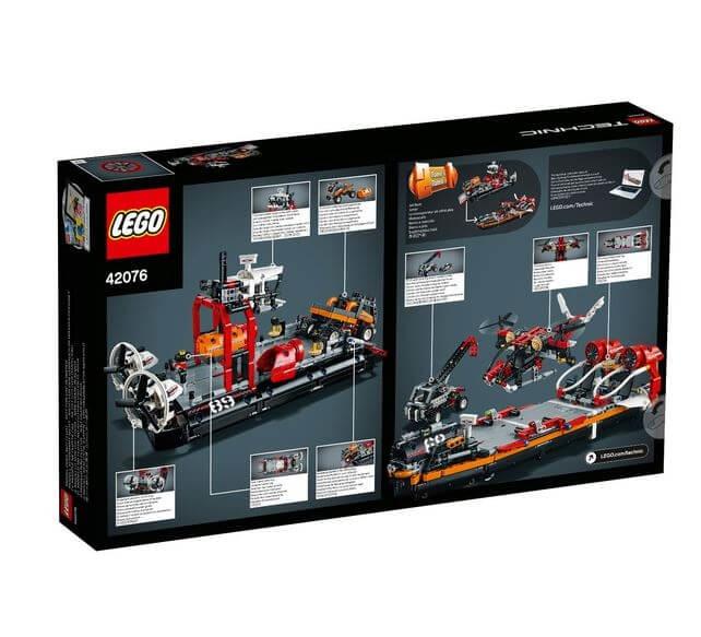 LEGO® Technic Aeroglisor 42076 1