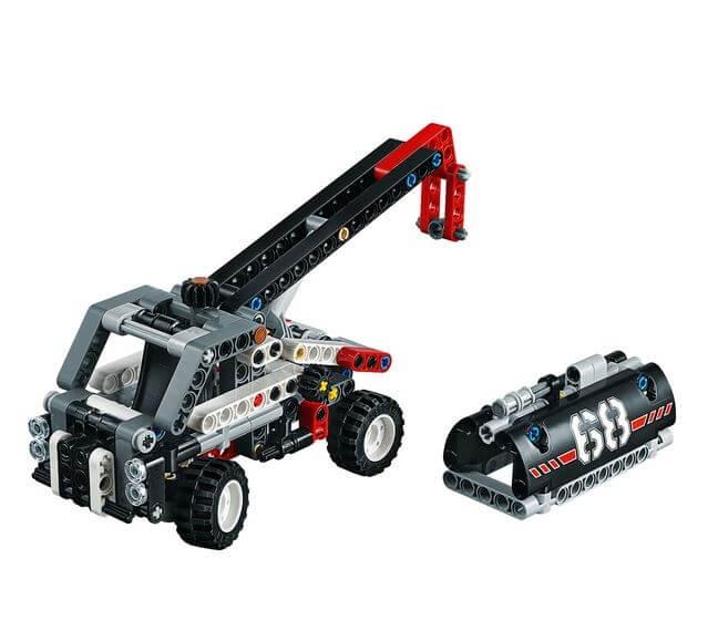 LEGO® Technic Aeroglisor 42076 3