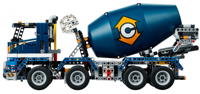 LEGO® Technic: Autobetoniera 42112 [3]