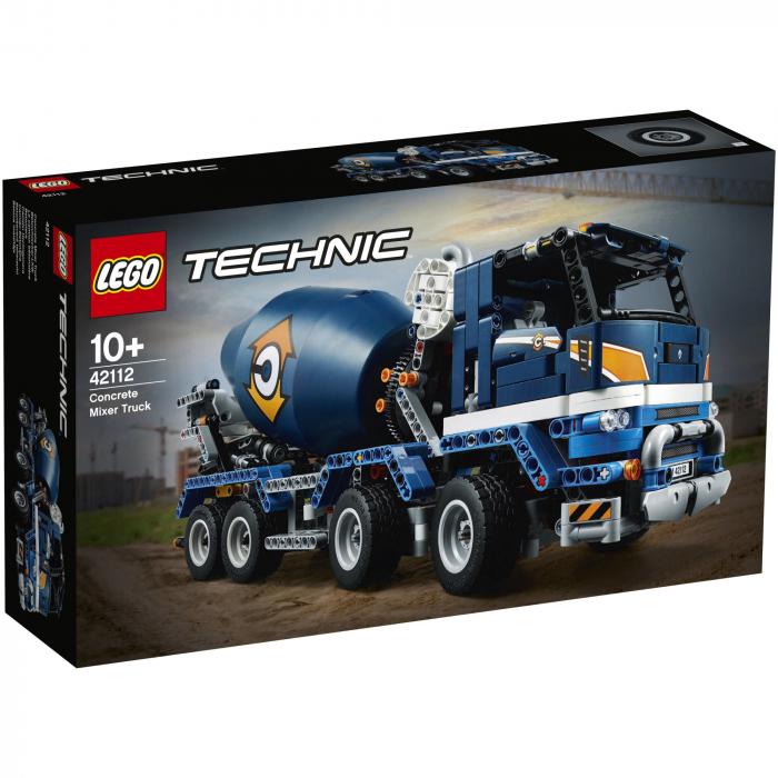 LEGO® Technic: Autobetoniera 42112 [0]