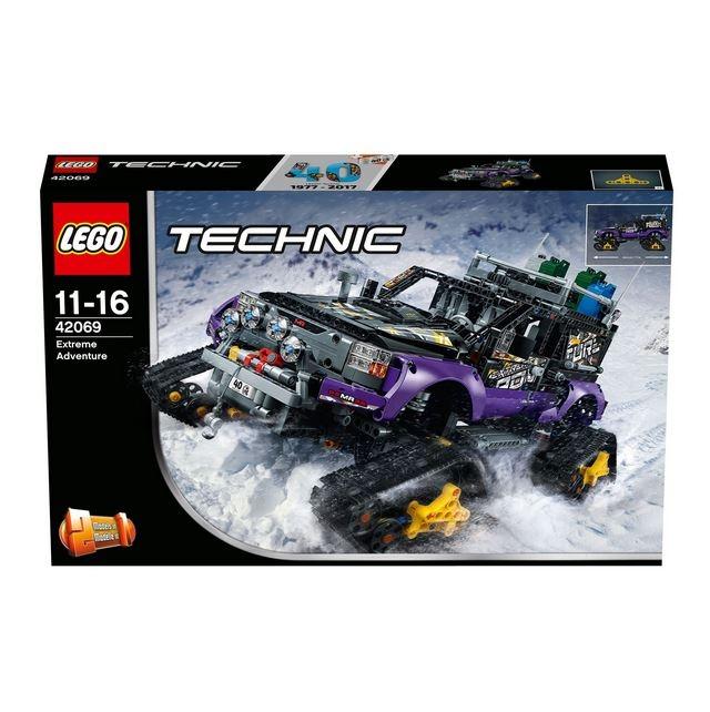 LEGO® Technic Aventura extrema 42069 0