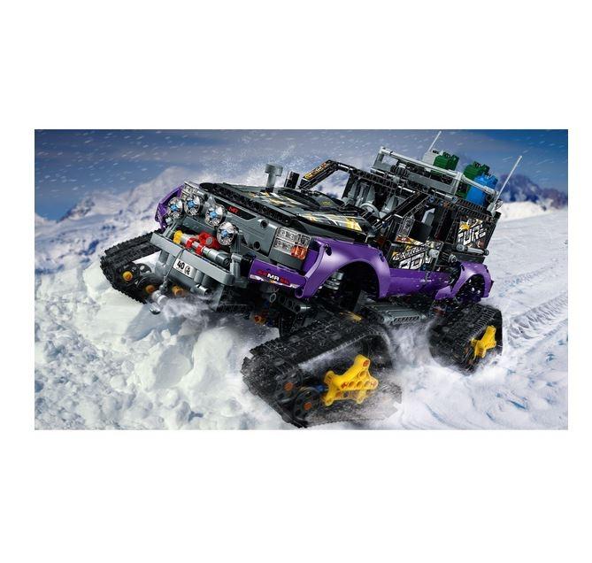 LEGO® Technic Aventura extrema 42069 4