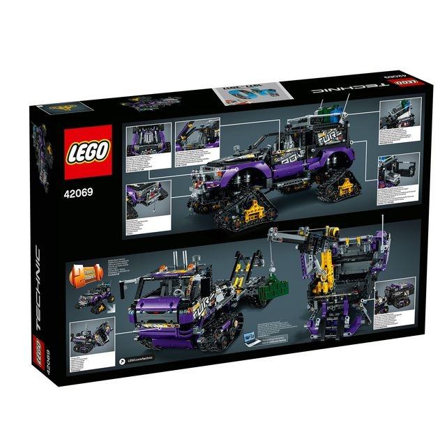 LEGO® Technic Aventura extrema 42069 1