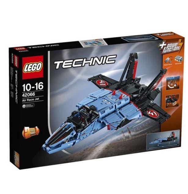 LEGO® Technic Avion cu reactie pentru curse 42066 [0]