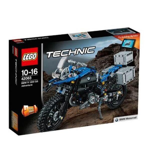 LEGO® Technic BMW R 1200 GS Adventure 42063 0