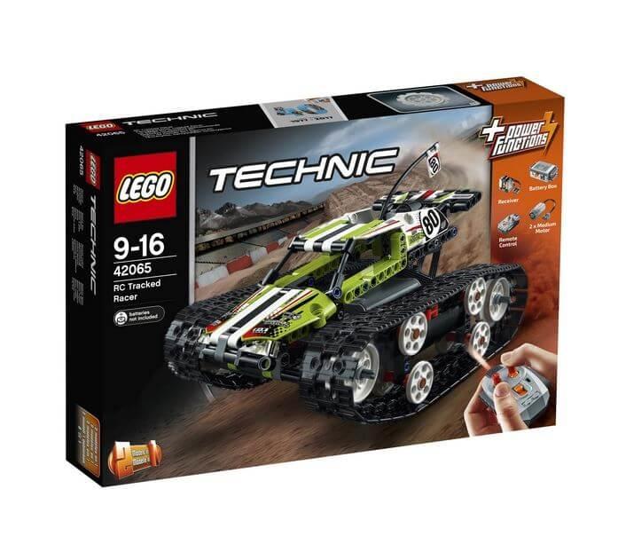 LEGO® Technic Bolid pe senile teleghidat 42065 0