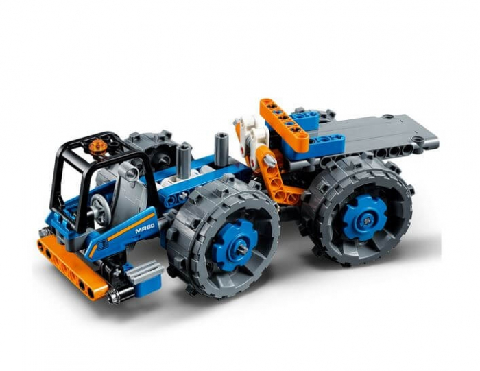 LEGO® Technic Buldozer compactor 42071 [2]