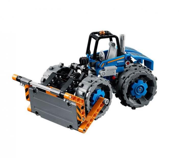 LEGO® Technic Buldozer compactor 42071 2