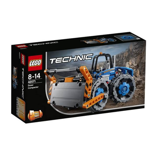 LEGO® Technic Buldozer compactor 42071 0