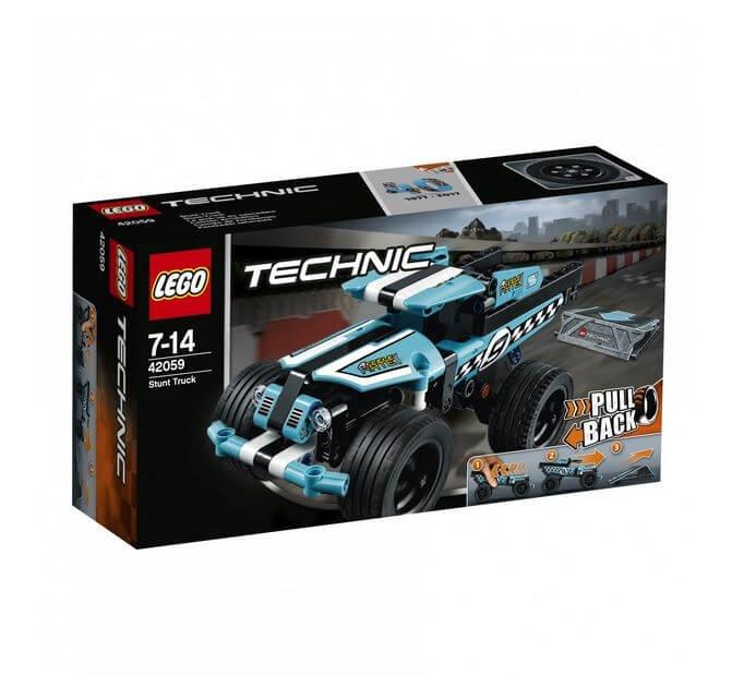 LEGO® Technic Camion de cascadorie 42059 0