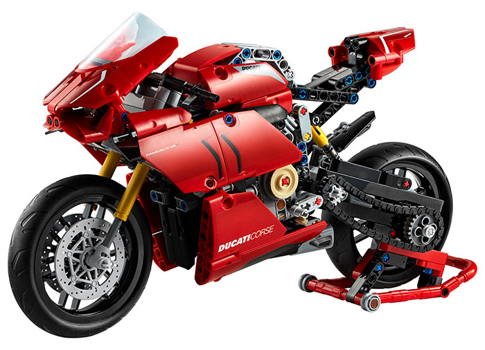 LEGO® Technic: Ducati Panigale V4 R 42107 [2]