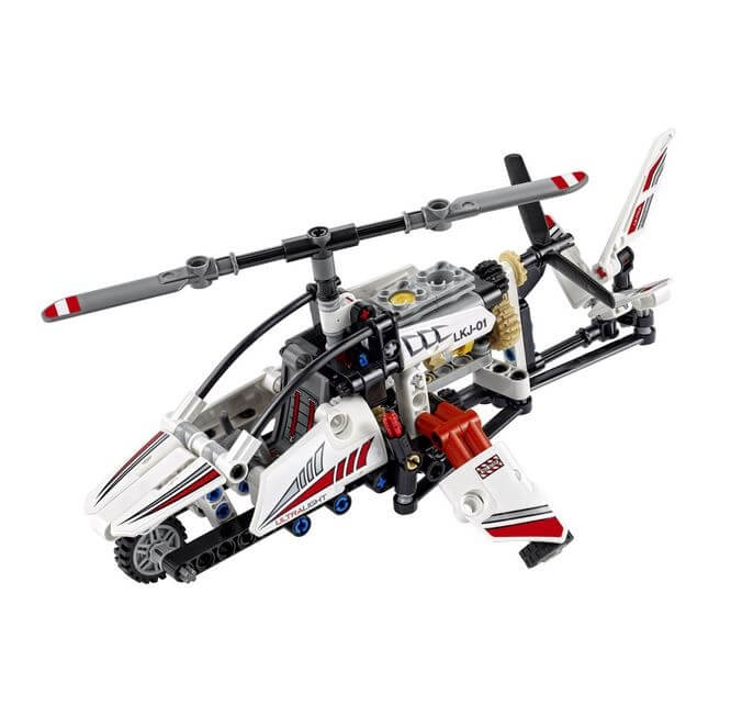 LEGO® Technic Elicopter ultrausor 42057 1
