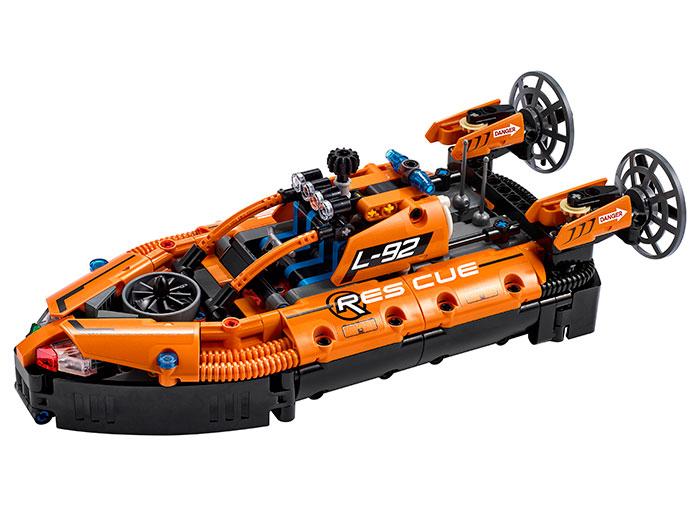 LEGO® Technic: Hovercraft de salvare 42120 0