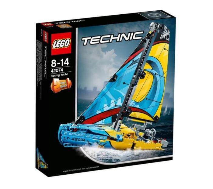 LEGO® Technic Iaht de curse 42074 0