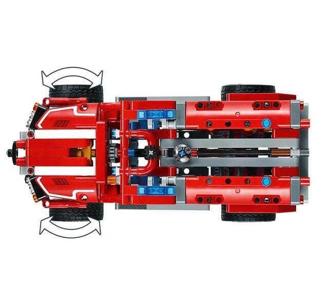 LEGO® Technic Interventie de urgenta 42075 1