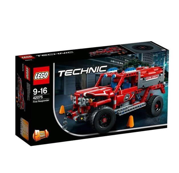 LEGO® Technic Interventie de urgenta 42075 0