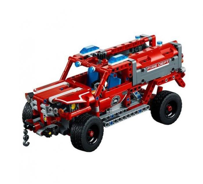 LEGO® Technic Interventie de urgenta 42075 2