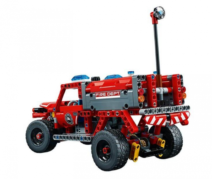 LEGO® Technic Interventie de urgenta 42075 4