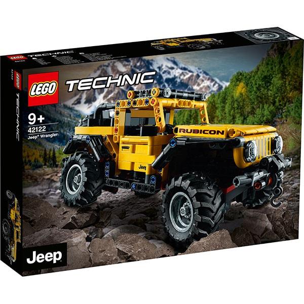 LEGO Technic - Jeep Wrangler 42122 [0]