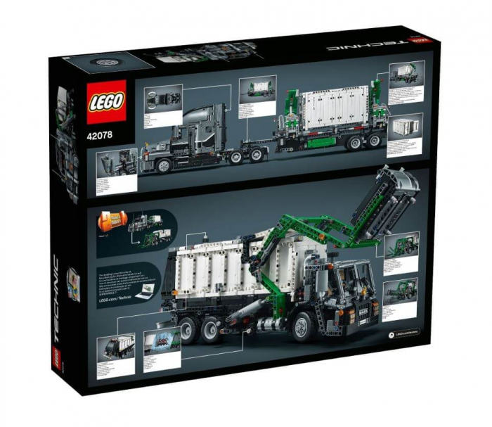 LEGO® Technic Mack® Anthem™ 42078 4
