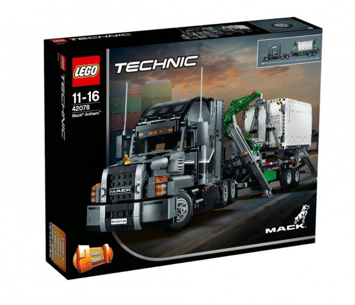 LEGO® Technic Mack® Anthem™ 42078 0