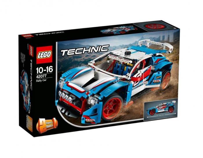 LEGO® Technic Masina de raliuri 42077 2