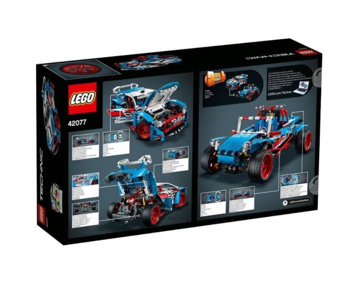 LEGO® Technic Masina de raliuri 42077 3