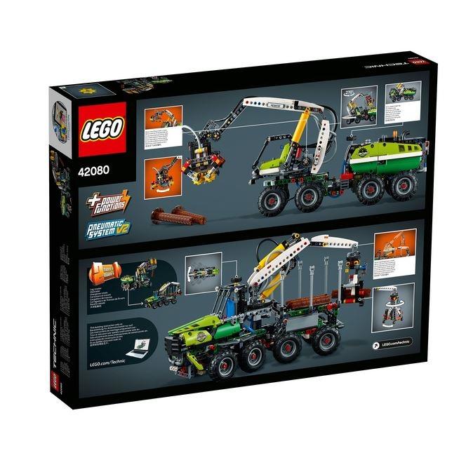 LEGO® Technic Masina forestiera 42080 3