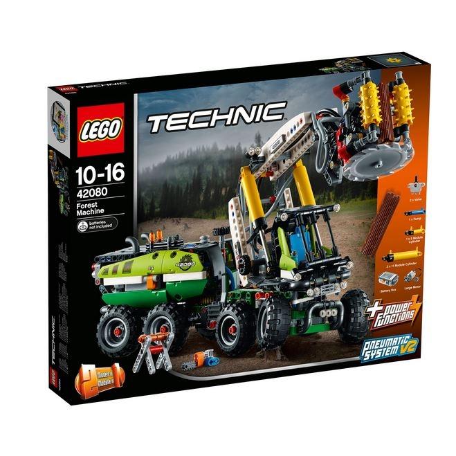 LEGO® Technic Masina forestiera 42080 4