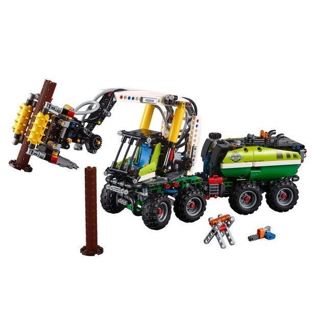 LEGO® Technic Masina forestiera 42080 1