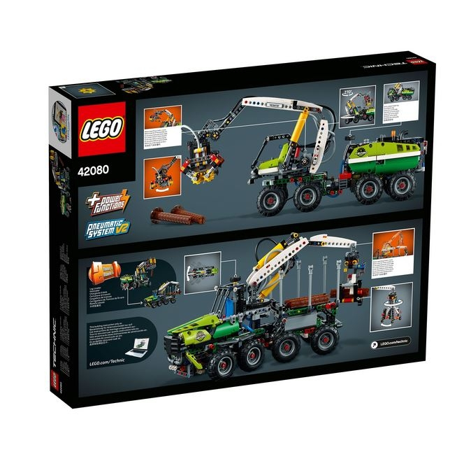 LEGO® Technic Masina forestiera 42080 7