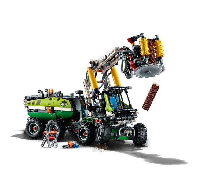 LEGO® Technic Masina forestiera 42080 6
